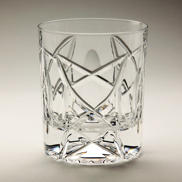 Old Celtic Crystal Whiskey Tumbler