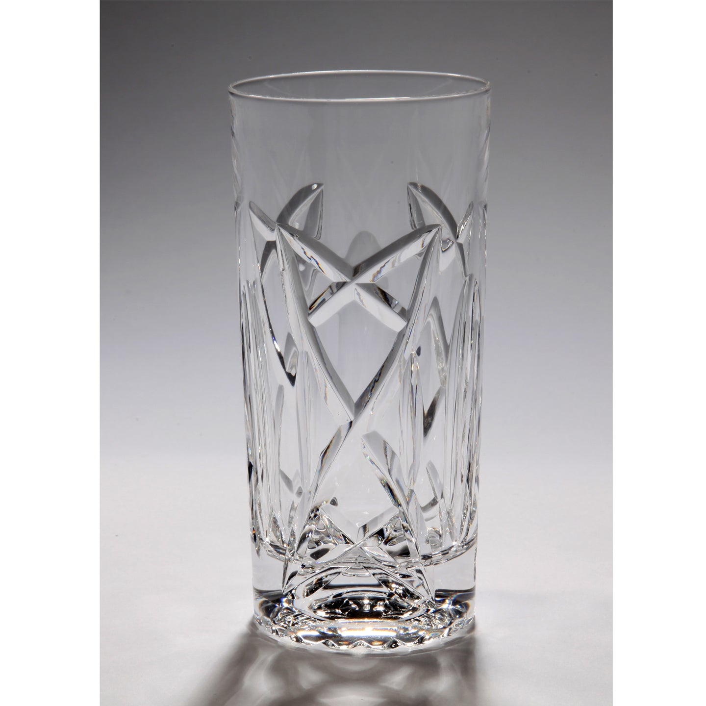 Old Celtic Crystal Hi-Ball Glass