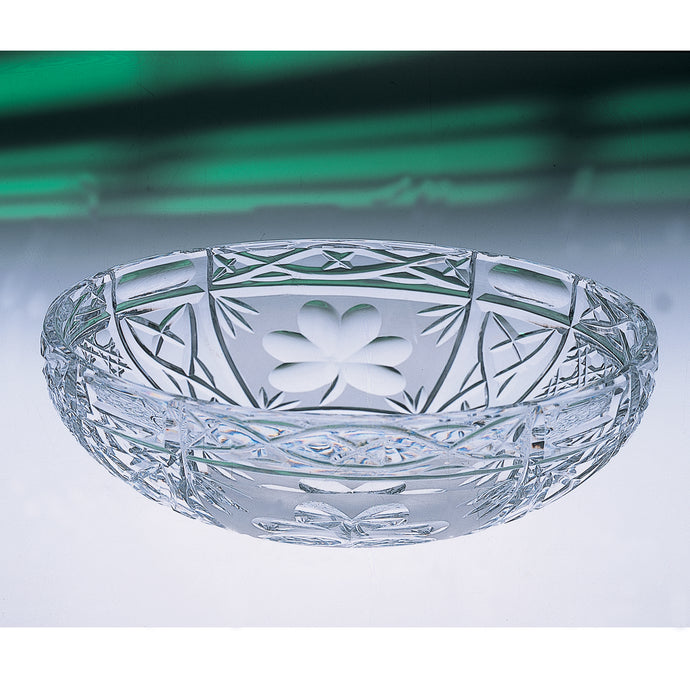 Shamrock Serving Bowl