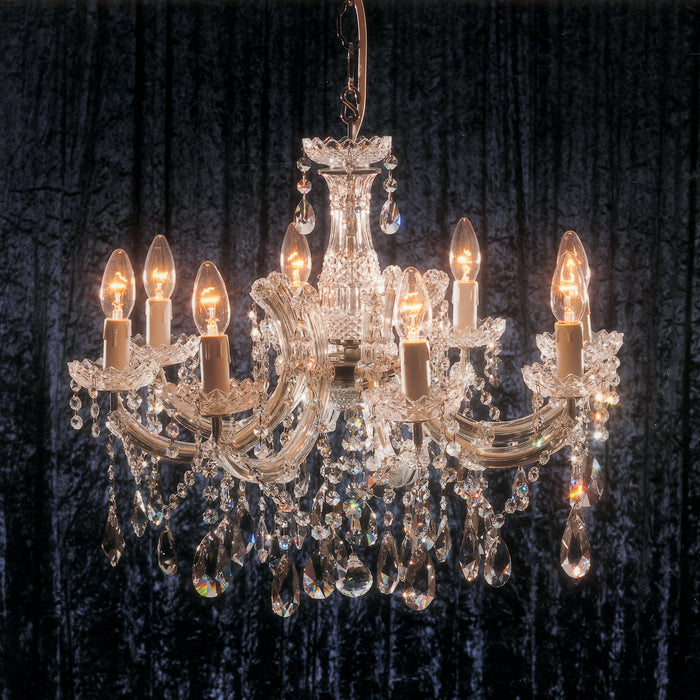 Skellig Crystal Chandelier