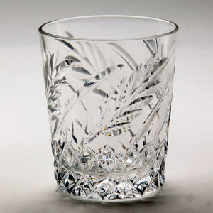 Wheat Crystal Shot Glass