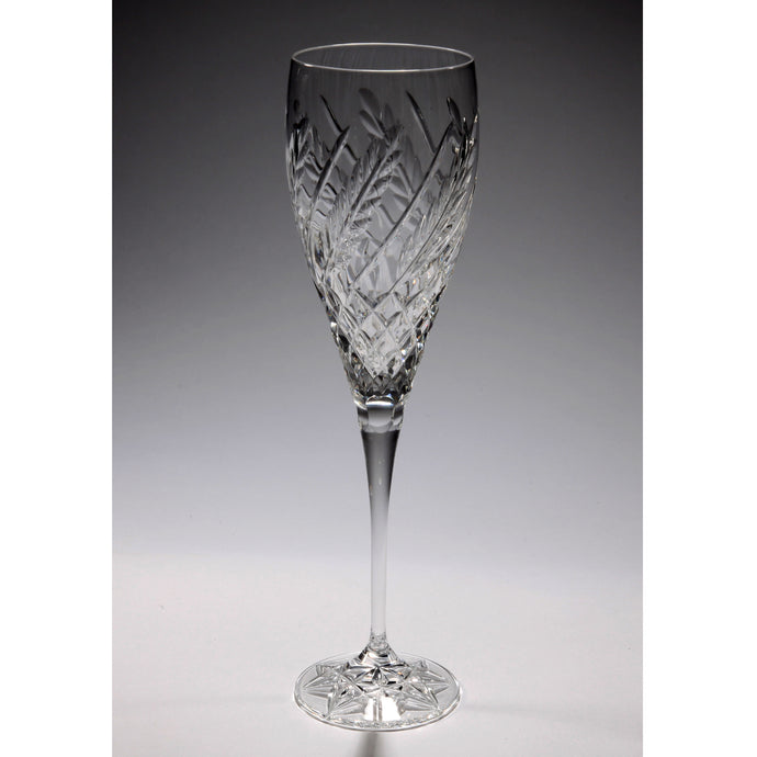 Wheat Crystal Sherry Glass