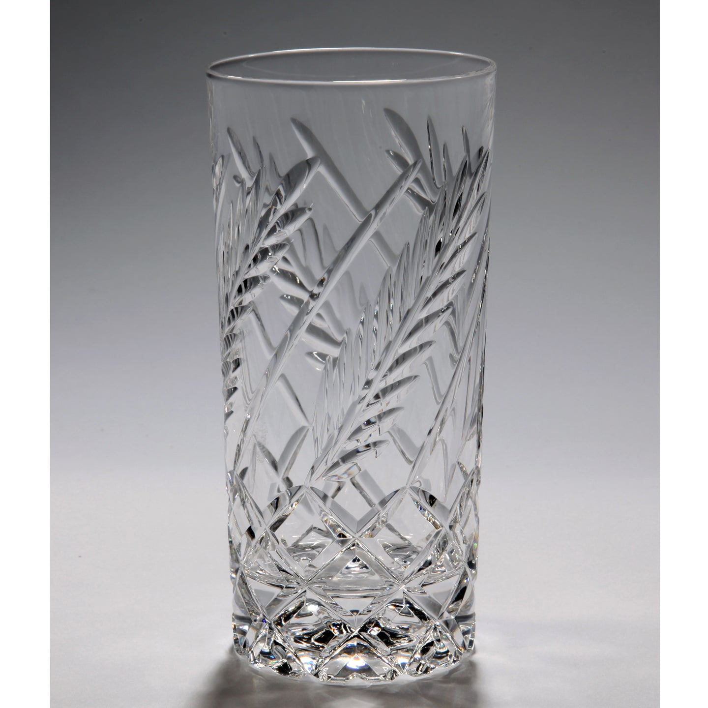 Wheat Hi-Ball Crystal Glass