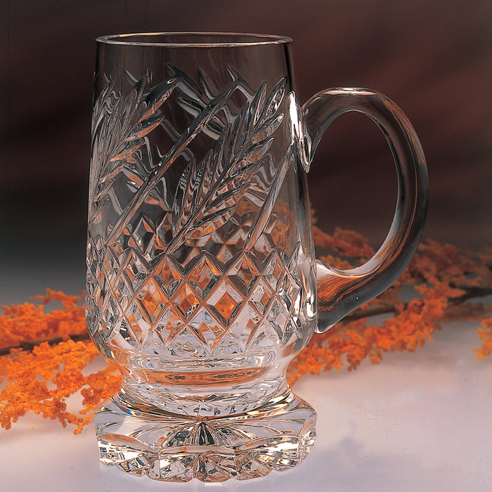 Wheat Crystal  Beer Mug