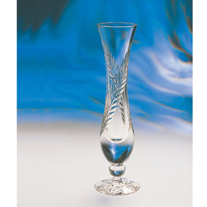 Wheat Crystal Tulip Vase