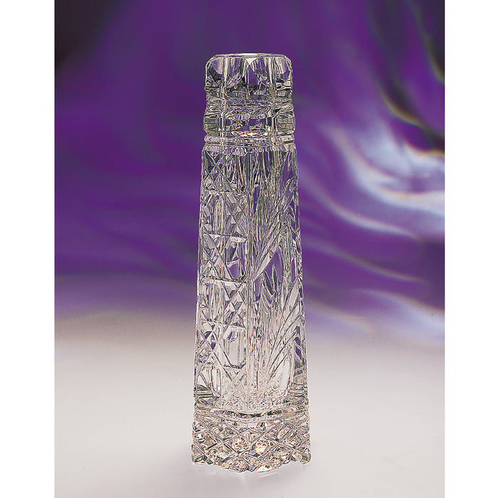 Wheat Giants Causeway Crystal Vase
