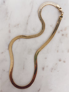 The Viper Chain Necklace