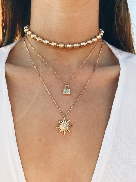 The Sunshine Necklace