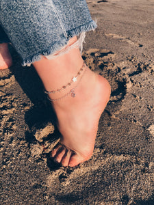 """Self Made"" Anklet"