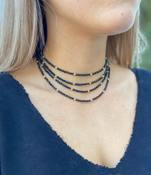 The Ultra Venice Wrap Necklace