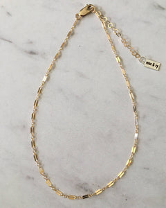 14k Gold Fill Layering Necklace