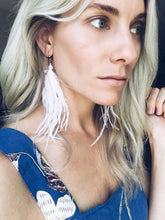 Festival Feather Earrings