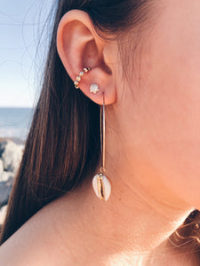 Clam Shell Studs