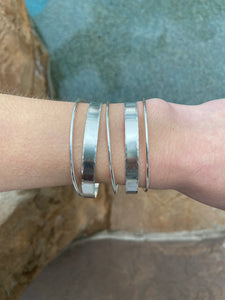 Skinny Stacking Cuff