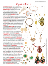 The Palazzo Bracelet...Featured in Vanity Fair