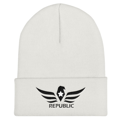 Republic Apparel Cuffed Beanie