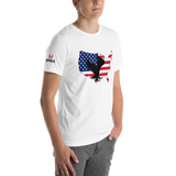 USA Short-Sleeve Unisex T-Shirt