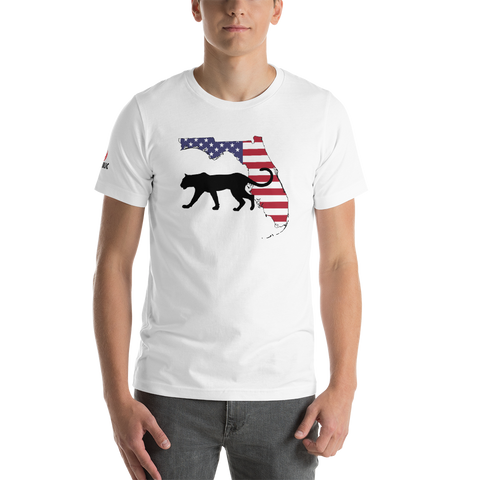 Florida Short-Sleeve Unisex T-Shirt
