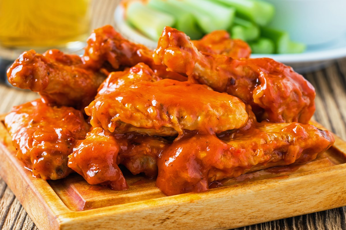 Buffalo Wings (16)