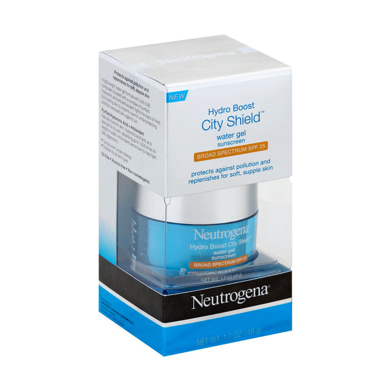 Neutrogena Hydro Boost City Shield SPF 25 Gel