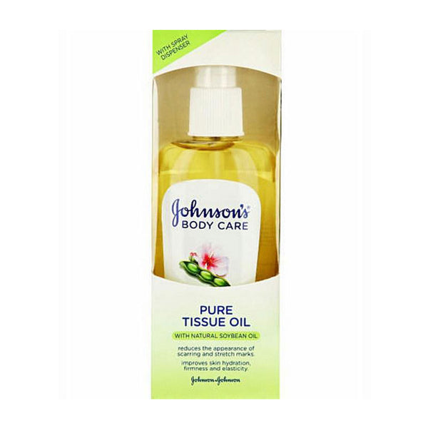 Johnson's Pure Tissue Oil With Natural Soybean Oil-200ml