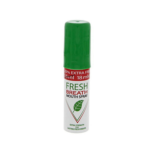 Generic Fresh Breath Mouth Spray 18ml