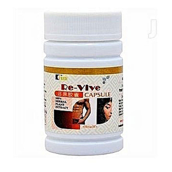 Revive Natural Sexual Performance Supplements (30 Capsule Pack)