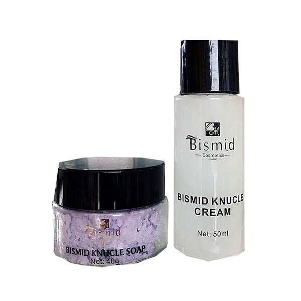 Bismid Knuckle Soap And Cream