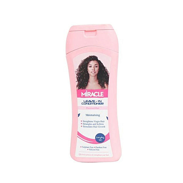 Miracle Miracle Beautiful You Leave-In Conditioner For Processed Hair