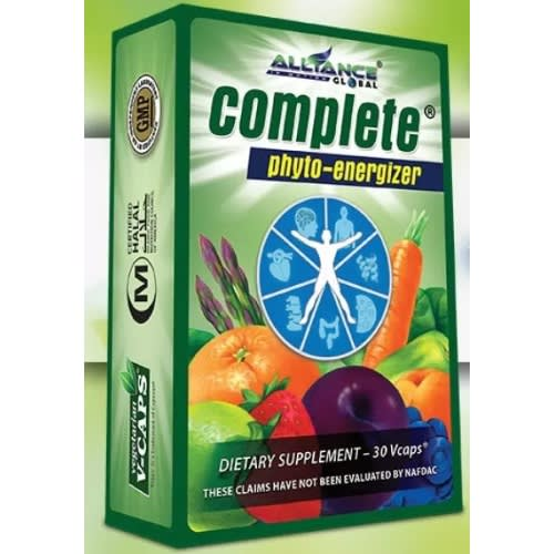 Alliance Complete Phyto Energizer