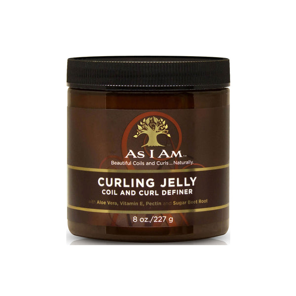 As I Am Curling Jelly, 8 Ounce
