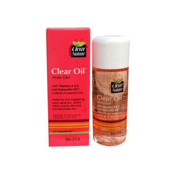 CLEAR NATURE Clear Oil- 60ml