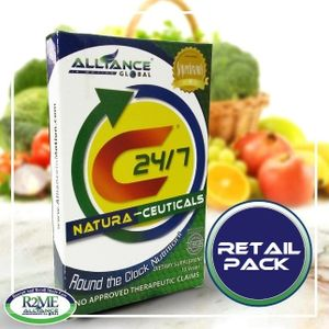 Alliance C247 Natura-Ceuticals (Retail Pack)