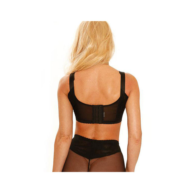 Angel Bra (Black Color) Body Magic Shapewear