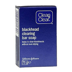 Clean and Clear Black head Clearing Bar Soap