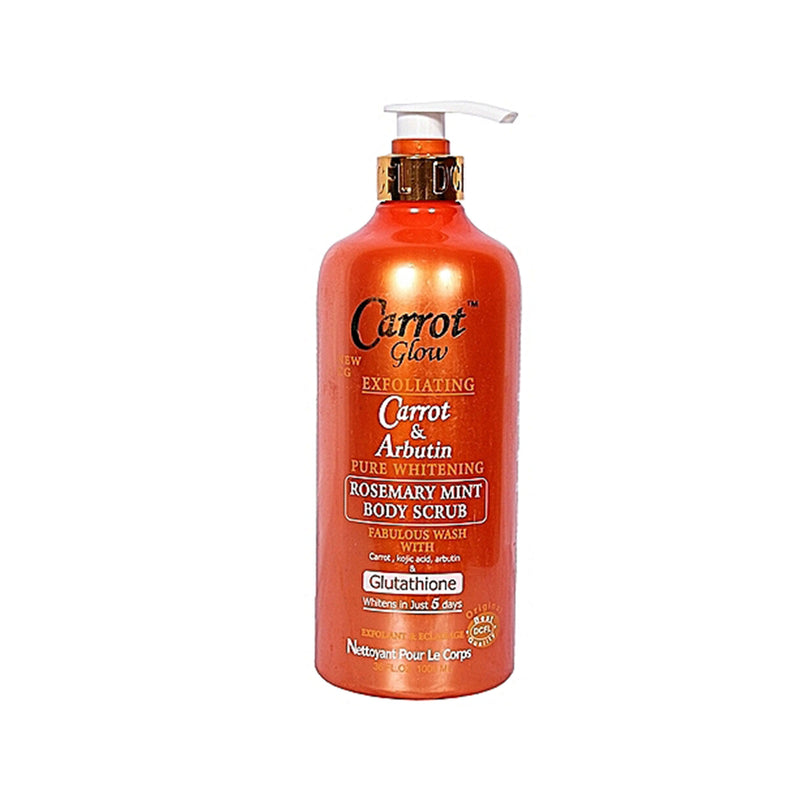 Carrot & Arbutin Pure Whitening Body Wash 27 fl. oz / 750 ml