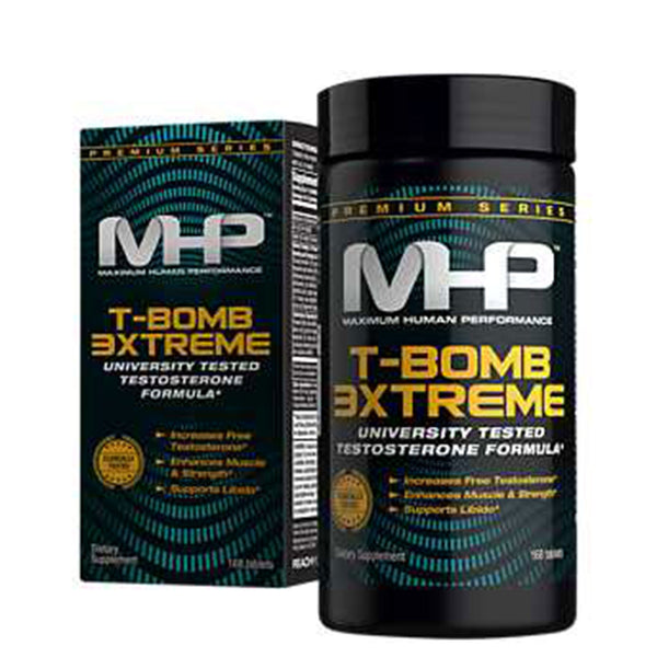T-Bomb 3Xtreme - 168 Tablets
