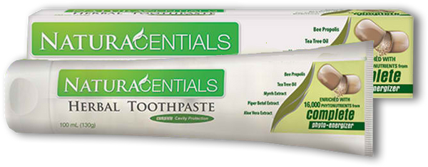 Alliance NaturaCentials Herbal Toothpaste