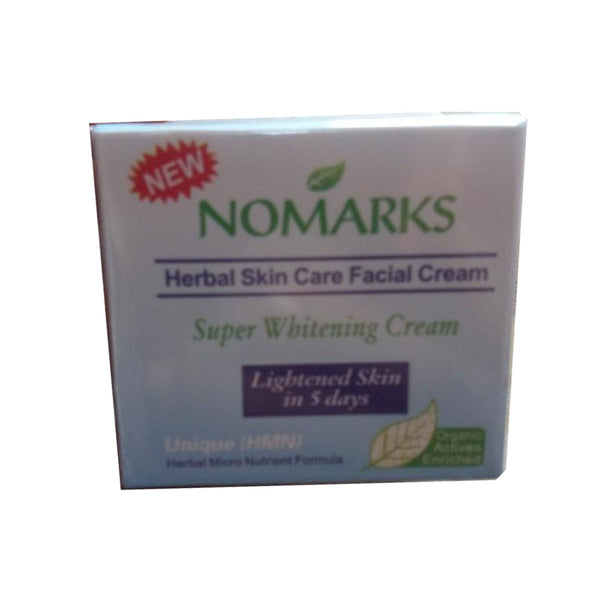 Nomarks Herbal Skin Care Facial Treatment