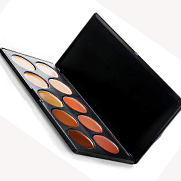 10-Colour Camouflage Concealer Make-Up Palette