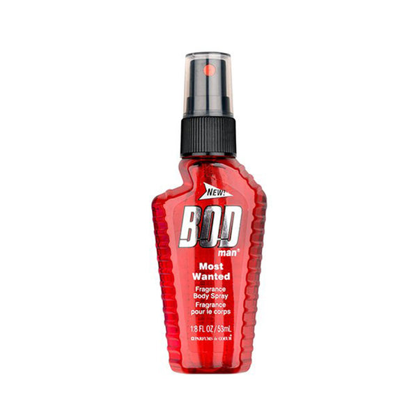 BOD Man Most Wanted For Men Body Spray 50 ml