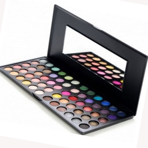 60 Color Day & Night Eyeshadow Palette