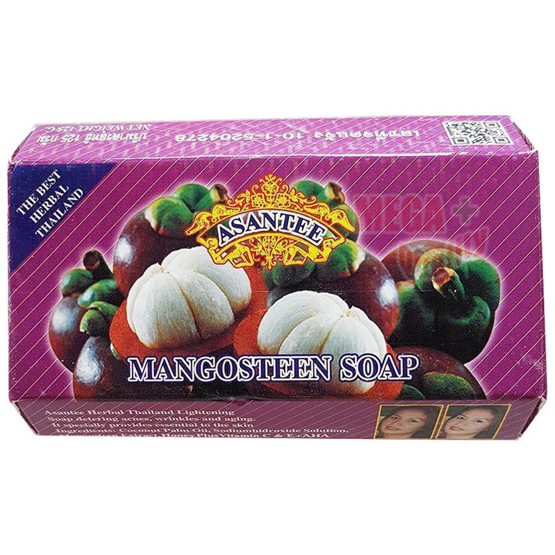 K Brothers Mangosteen Whitening Soap 125g