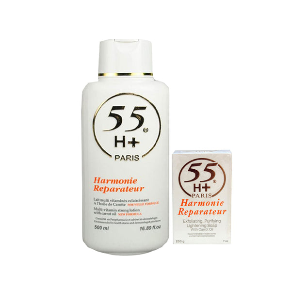 55H+ Harmony Reparateur 2-pc Set