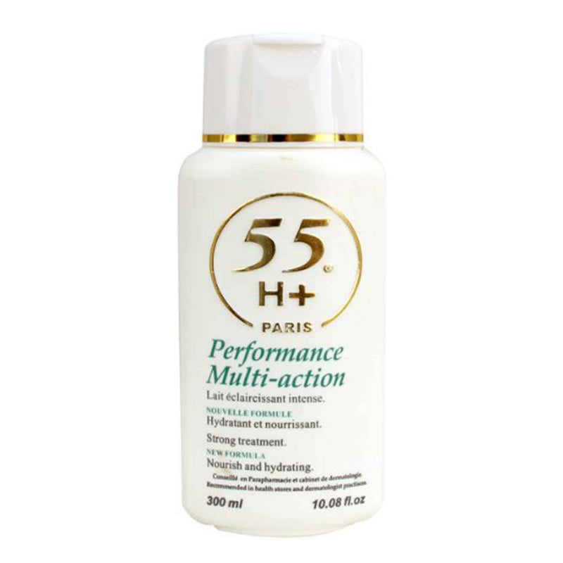 55H+ Perfomance Multi Action Body Lotion