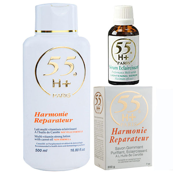 55H+ Harmony Reparateur 3-pc Set