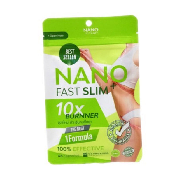 Nano Fast Slim 10x Fat Burner