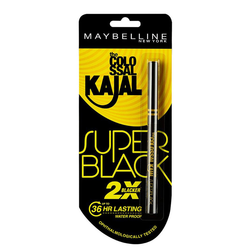 Maybelline Colossal Kajal - Black