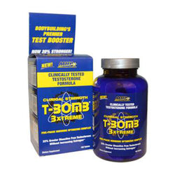 T-BOMB TESTOSTERONE 3XTREME. 168 Tablets