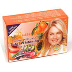 Touch Me Please Total Whitening  Soap -135g